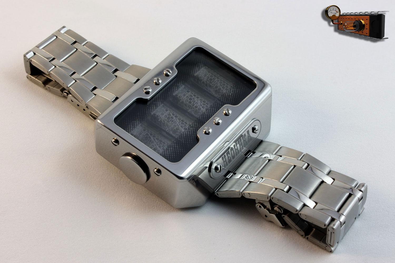 Стекло вырезано лазером из айфоновского gorila glass видео есть здесь livening-russia.ru это моя статья про изготовление часов: livening-russia.ru наручные часы